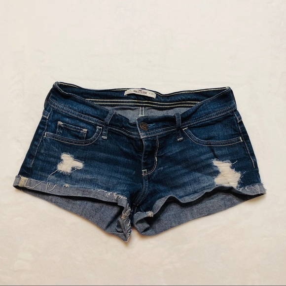 Hollister Pants - Hollister Distressed Shorts